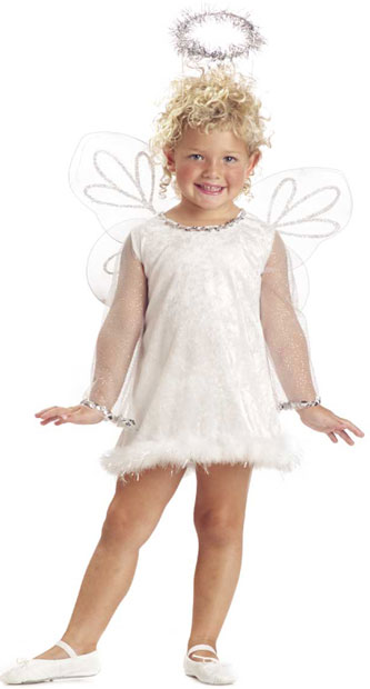 Toddler Dream Angel Costume