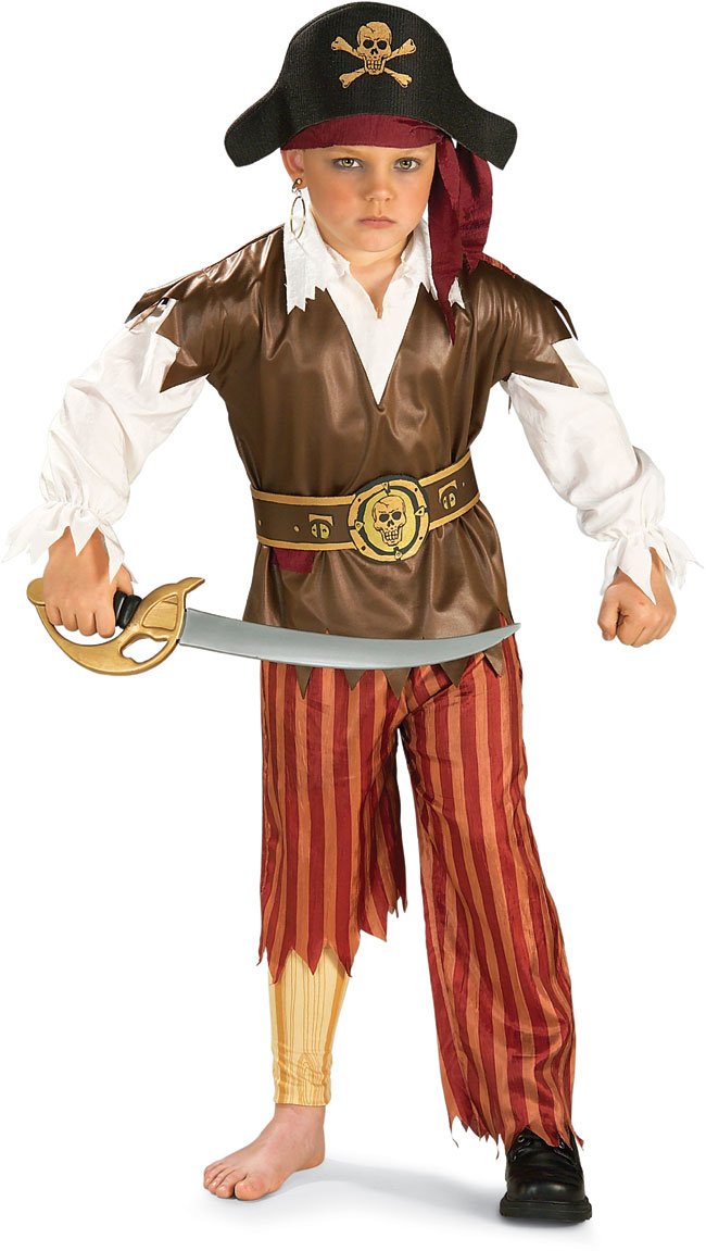 Childu0027s Peg Leg Pirate Costume  sc 1 st  Brands On Sale & Classic Pirate Costumes | Pirate Costumes | brandsonsale.com