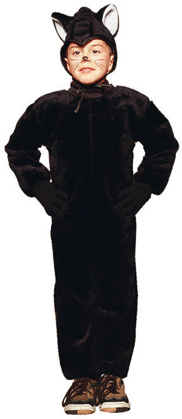 Child's Black Cat Costume