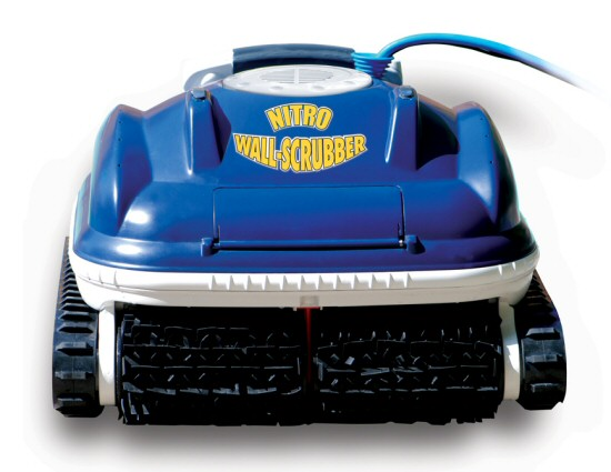 Nitro Wall Climber and Scrubber Automatic Pool Vacuum