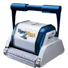 TigerShark Quick Clean w/ 55 ft. cord Pool Auto Cleaner