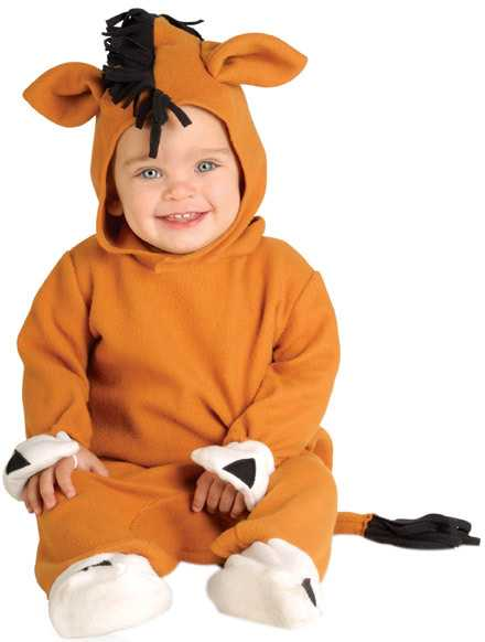 Infant Baby Horse Costume