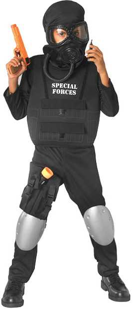 Child's Special Forces Costume