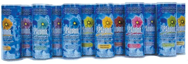 Sparoma Vanilla Creme Aromatherapy and Spa Treatment