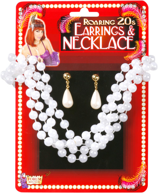 Women's Flapper Jewelry Set