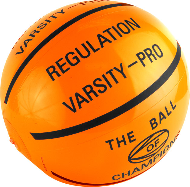 Inflatable Basketball Prop