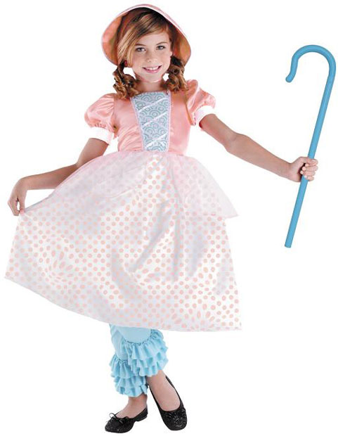 Child's Toy Story Bo Peep Deluxe Costume