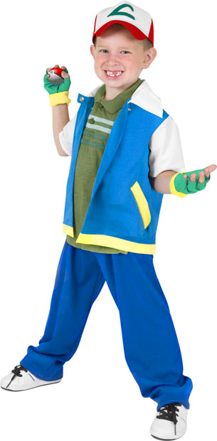 Child's Video Game Collector Costume