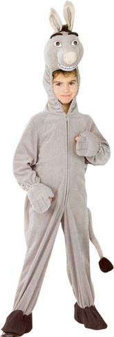 Childu0027s Shrek 2 Donkey Costume  sc 1 st  Brands On Sale : donkey costumes  - Germanpascual.Com
