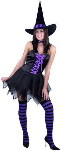 Adult Pixie Witch Costume