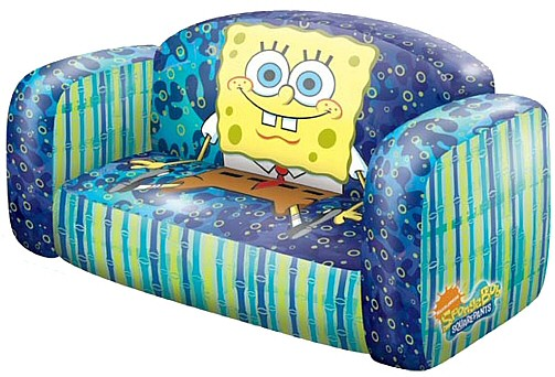 Spongebob Squarepants Inflatable Sofa