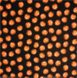 All Over Glow Pumpkin Bandanas