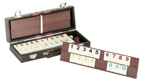Deluxe Tile Rummy Game