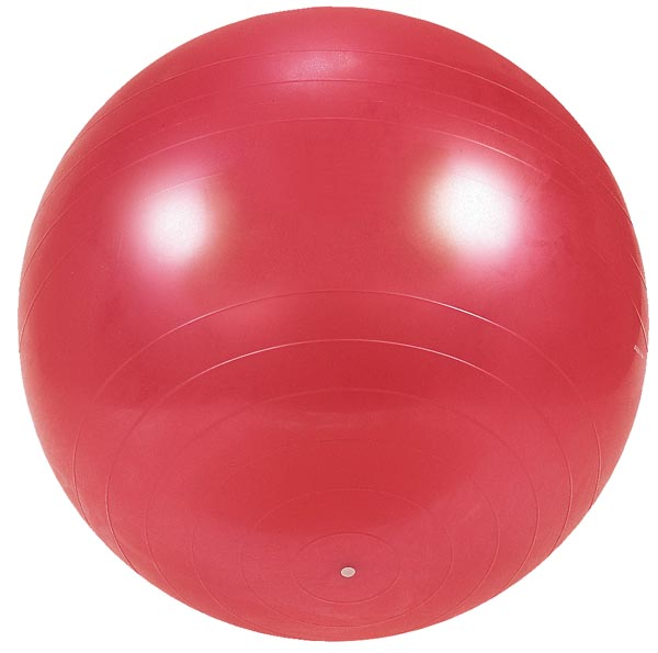 Exercise and Gym 55CM Ball withDVD