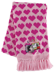 Peanuts Lucy Scarf