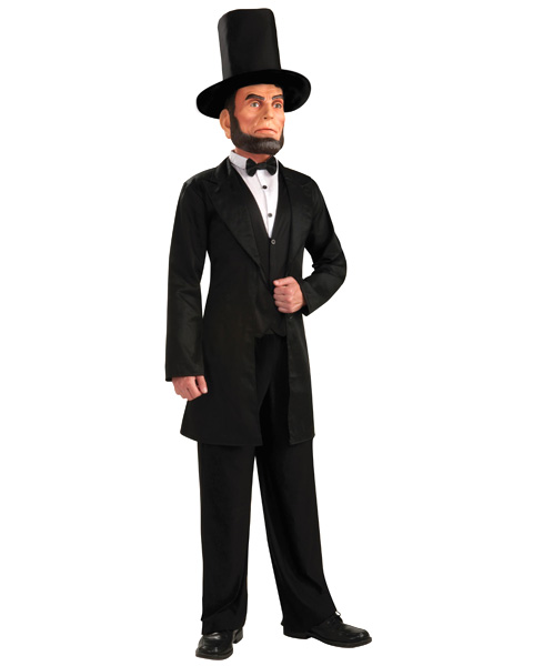Deluxe Abraham Lincoln Costume