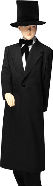 Deluxe Abe Lincoln Costume for Boys
