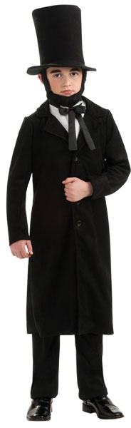 Child Abraham Lincoln Suit