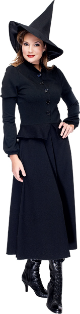Women's Witchy Witch Costume