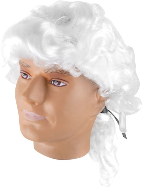 Adult Classic Colonial Man Wig