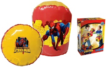 Inflatable Spider-Man Boxing Gloves