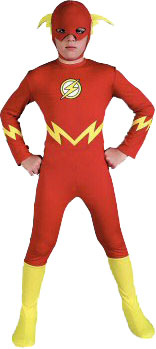 Child's Flash Costume
