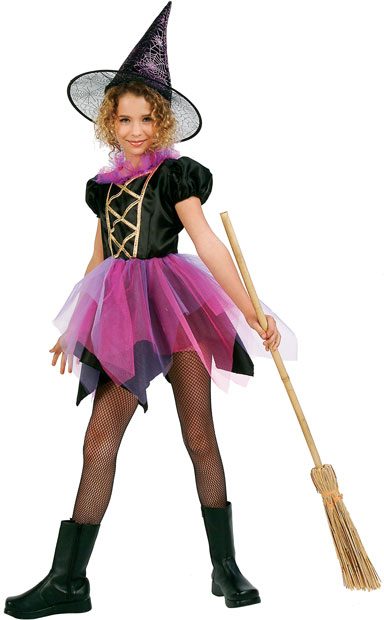 Child's Witch of Fairyland Costume
