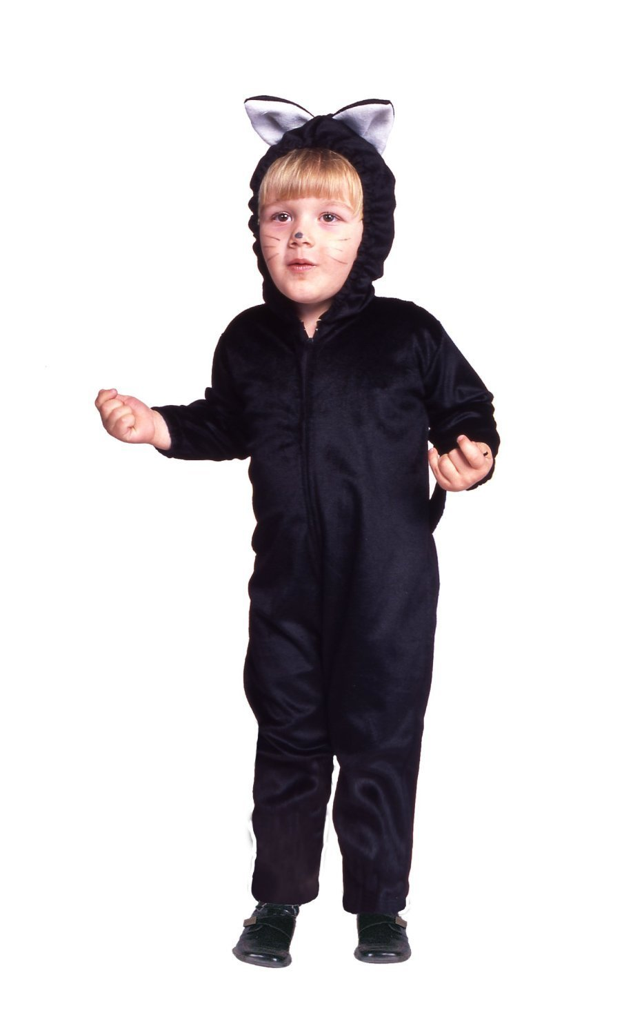 Toddler Black Kitty Cat Costume