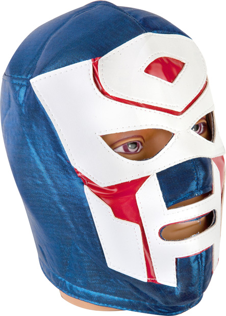Mexican Wrestling Luchador Mask