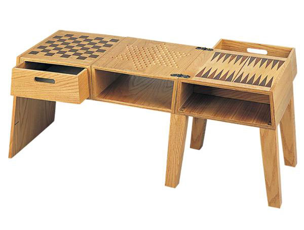 4 in 1 Foldable Game Table