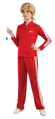Adult Sue Sylvester Glee Costume
