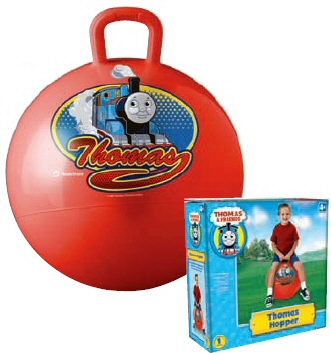 Thomas the Tank Hippity Hop Ball