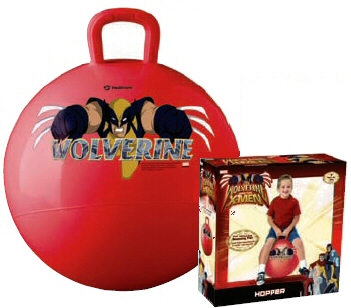 Wolverine X-Men Hippity Hop Ball