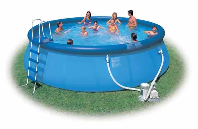 "18' x 48"" Easy Set Pool Set"