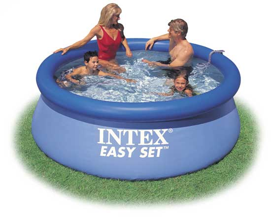 "8' x 30"" Easy Set Pool"