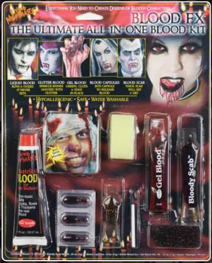 Ultimate All In One FX Blood Kit