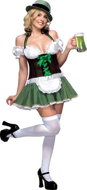 Adult Sexy Lucky Charm Costume