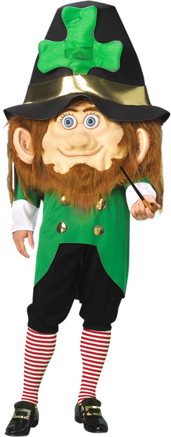 Adult Funny Leprechaun Costume