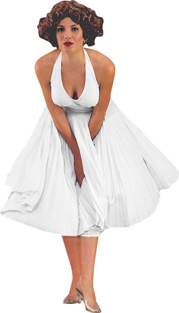 Marilyn Monroe Theater Quality Costume