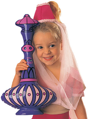 I Dream Of Jeannie Bottle
