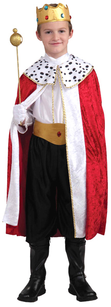 Child's King of the Castle Costume