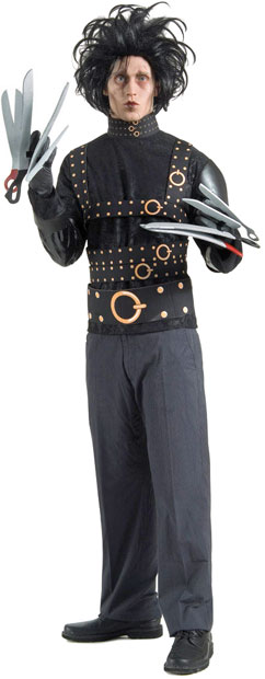 Adult Edward Scissorhands Costume