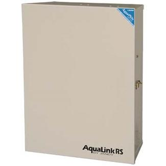 Jandy AquaLink Power Center for Salt Integration