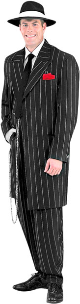 Clyde Gangster Theater Costume