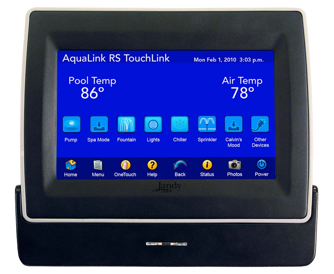 Jandy Rs Pool Controller Software Help Control Wiring Diagram Aqualink Touchlink