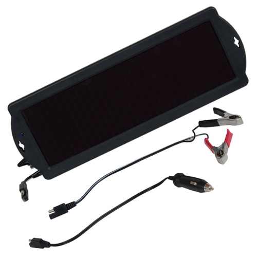 Solar Car Battery Charger/Maintainer