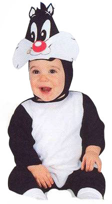 Baby Sylvester The Cat Costume