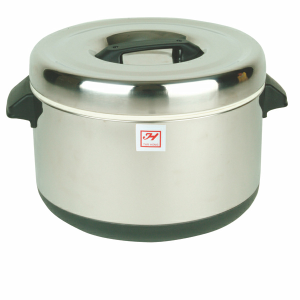 60 Cup Stainless Steel Rice Warmer