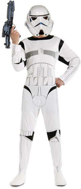 Adult Storm Trooper Costume