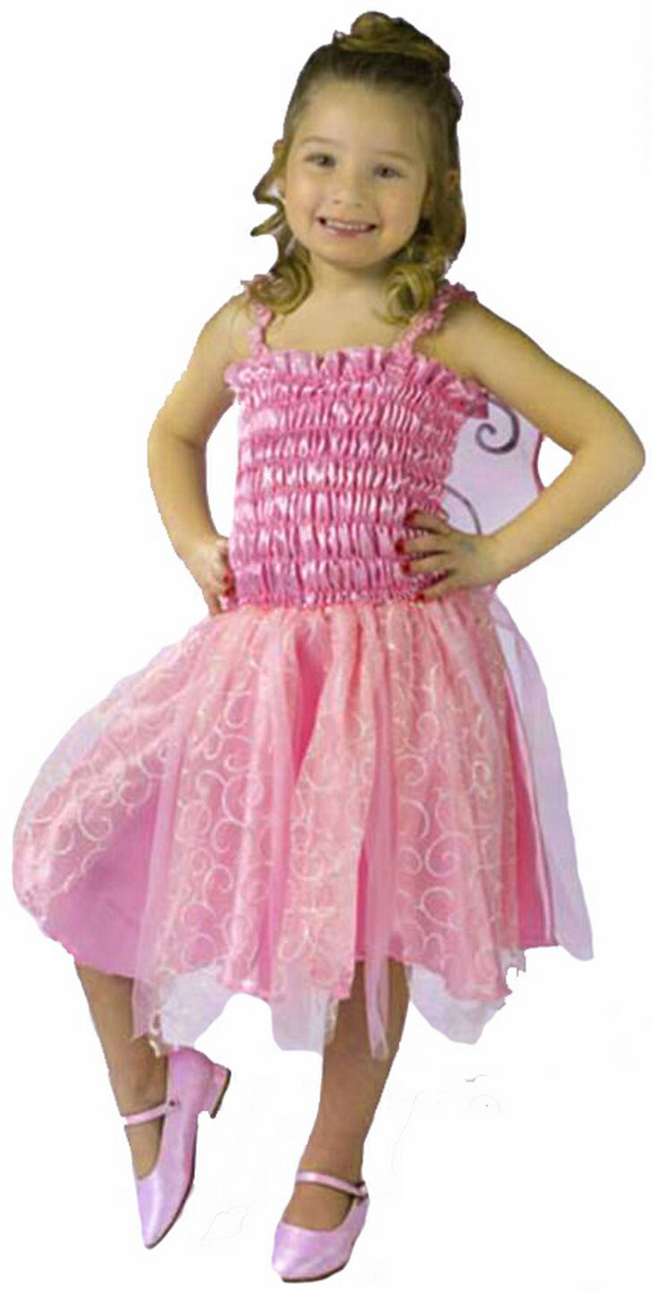 Toddler Pink Fairy Costume